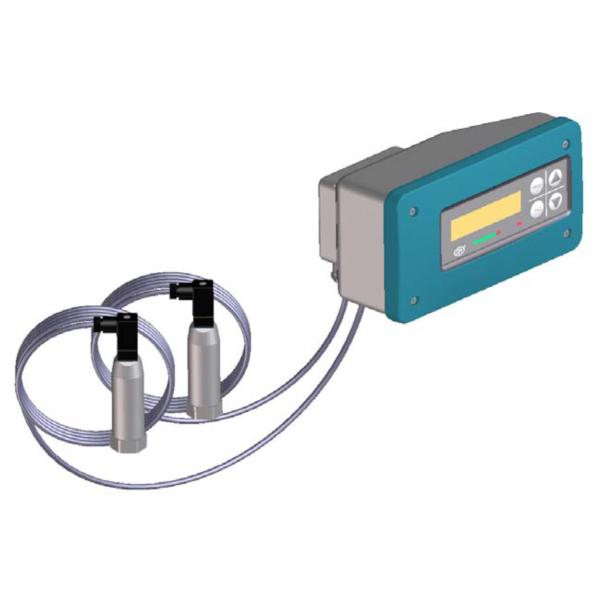 differenstrykmåler-transmitter