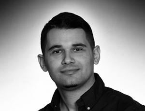 Aron Bajramovic Design Technician